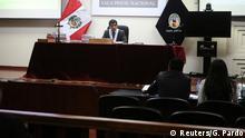Peru Prozess gegen Ollanta Humala und seine Frau