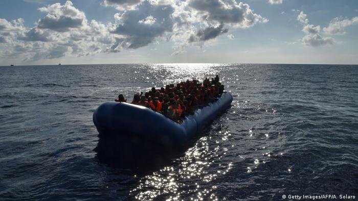 Des milliers de migrants sont refoulés chaque année vers la Libye