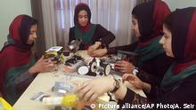 Afghanistan Frauen Teamarbeit