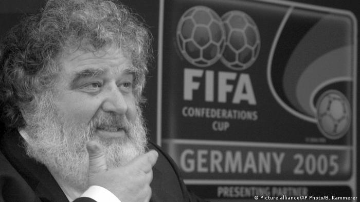 Chuck Blazer ist gestorben (Picture alliance/AP Photo/B. Kammerer)