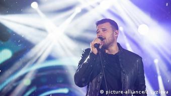 Cantor de música pop Emin Agalarov