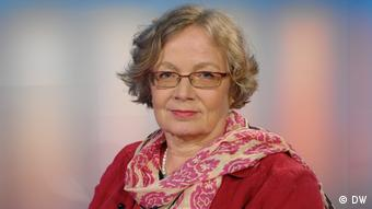 DW Quadriga - Antje Bauer (DW)