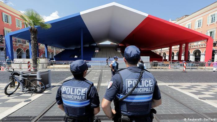 Frankreich Nizza Jahrestag Anschlag (Reuters/E. Gaillard)