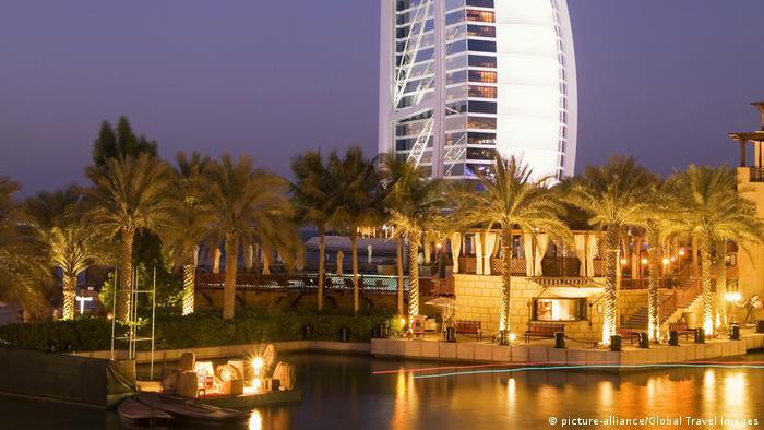 دبي قبل وبعد