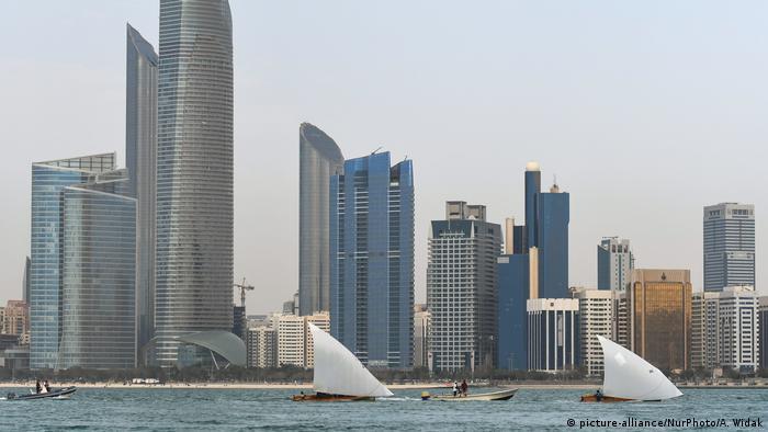 Vereinigte Arabische Emirate Abu Dhabi (picture-alliance/NurPhoto/A. Widak)