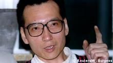 China Liu Xiaobo, Aktivist 1995