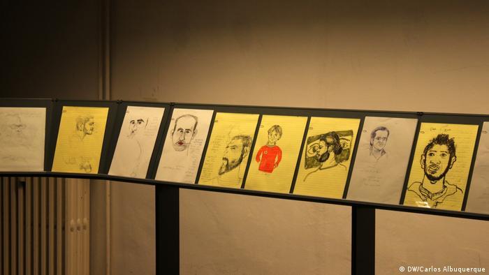 Documenta, Lateinamerika, I Strongly Believe in Our Right to Be Frivolous der libanesische Künstlerin Mounira al Sohl (DW/Carlos Albuquerque)