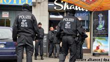 Symbolbild | Bekämpfung Mafia Razzia organisierte Kriminalität