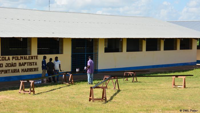 Mosambik Polyvalent School of St. John the Baptist Von Marrere, Nampula