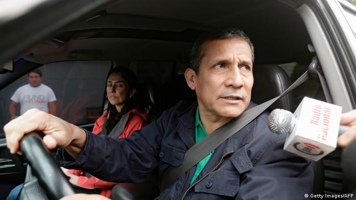 Peru Ollanta Humala (Getty Images/AFP)