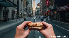 DW SHIFT | Biss in einen Burger in New York City