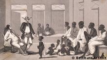 (Original Caption) Brazilian slave trade.
