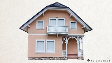 Deutschkurse   Wortschatz   WBS_Foto_Haus