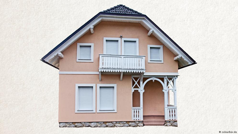 Deutschkurse | Wortschatz | WBS_Foto_Haus