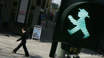 Светофор в Берлине