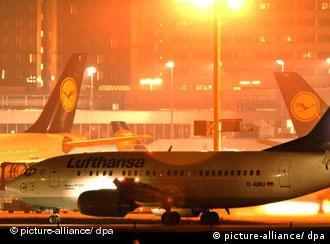 BdT Lufthansa Streik