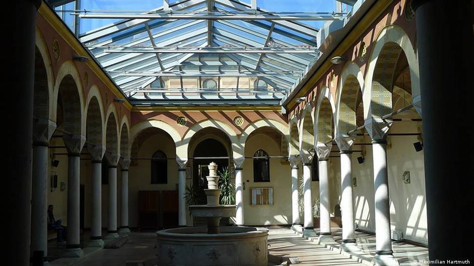 Scharia-Rechtsschule in Sarajevo (Bosnien und Herzegowina) (Maximilian Hartmuth )