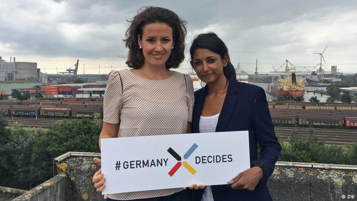 Nina and Sumi in Bremen