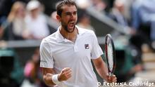 Wimbledon, Querrey gegen Cilic