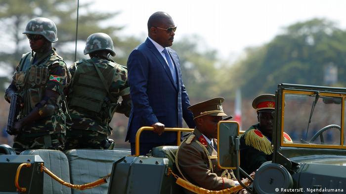 Una comisión investigadora de la ONU informó hoy que se han cometido crímenes de lesa humanidad en Burundi desde abril de 2015 y pidió a la Corte Penal Internacional (CPI) que abra pronto una investigación. (4.09.2017).