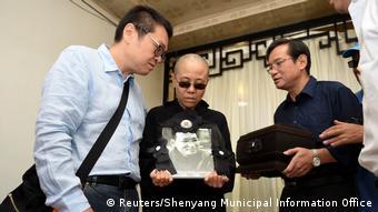 China Begräbnis von Liu Xiaobo
