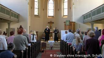 Kirche in Löcknitz