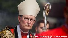 Deutschland Bestattung Kardinal Meisner im Kölner Dom