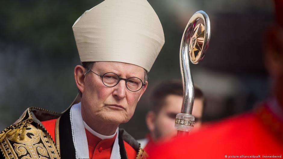 Cardenal Woelki, arzobispo de Colonia