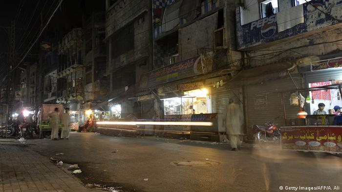 Pakistan Lahore Prostitution (Getty Images/AFP/A. Ali)
