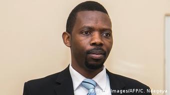 Ruanda | Präsidentschaftskandidat Philippe Mpayimana