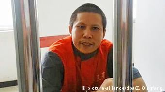China Bürgerrechtler Xu Zhiyong aus Haft entlassen