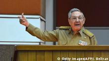 Kuba | Präsident Raul Castro