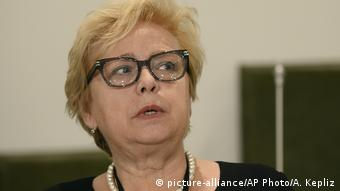 Η πρόεδρος του Ανώτατου Δικαστηρίου Μαλγκορζάτα Γκέρσντορφ