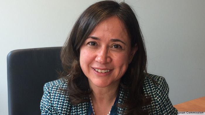 Genoveva Ruiz Calavera Europäische Kommission (European Commission)