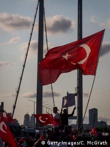 Türkei | 1. Jahrestag des Putschversuches (Getty Images/C. McGrath)