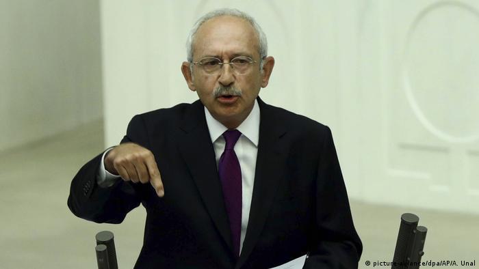 Oppositionsführer Kemal Kilicdaroglu fordert Präsident Erdogan heraus