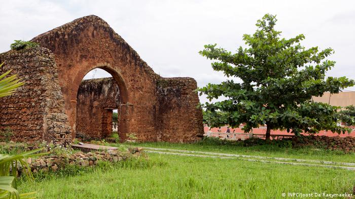 UNESCO Mbanza-Congo cathedral (photo: INPC/Joost De Raeymaeker)