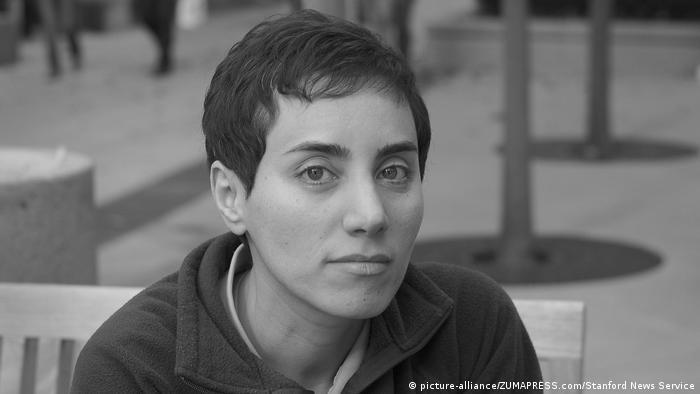 USA Iranische Mathematikerin Prof. Maryam Mirzakhani (picture-alliance/ZUMAPRESS.com/Stanford News Service)