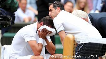 Wimbledon 2017 | Finale Herren | Roger Federer - Marin Cilic