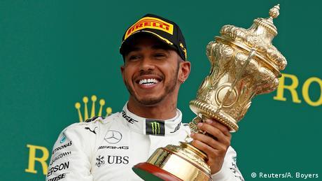 Formula 1, Lewis Hamilton (Reuters/A. Boyers)