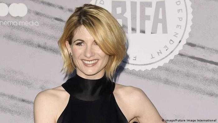 Jodie Whittaker the new Dr Who