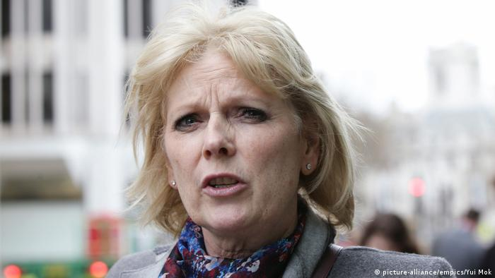 UK MP Anna Soubry