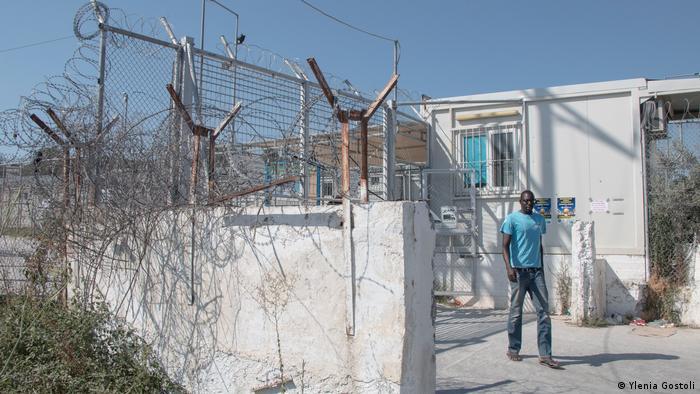 Griechenland - Lesbos Flüchtlinge (Ylenia Gostoli)