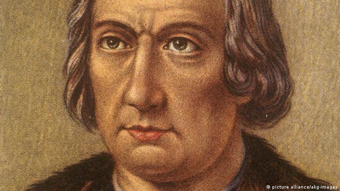 Neuer Streit um Christoph Kolumbus | Amerika - Die aktuellsten ...