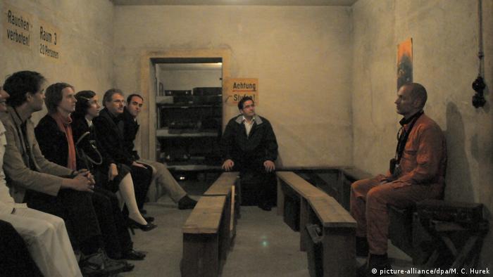 Бункер на станции метро Гезундбруннен