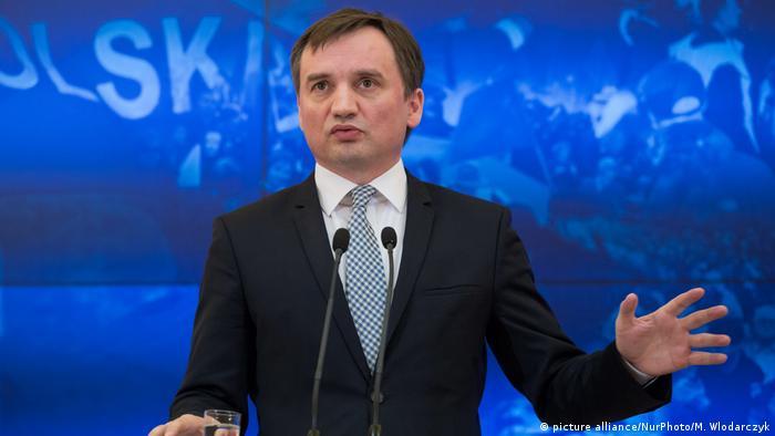 Polen Zbigniew Ziobro
