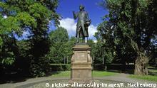 Russland Kant-Denkmal Kaliningrad