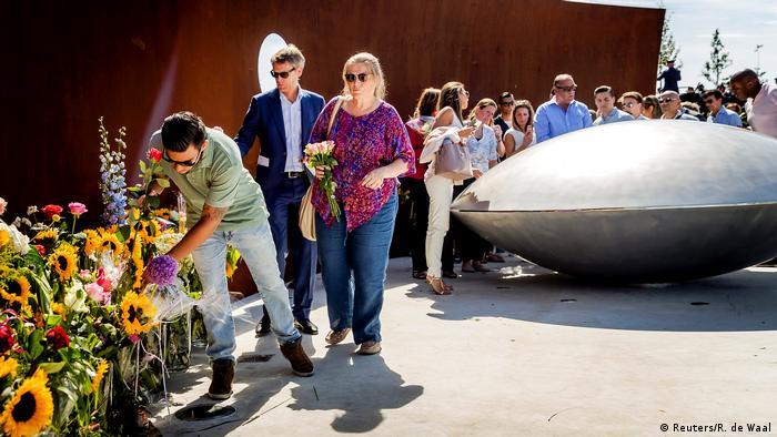 Меморіал у Нідерландах жертвам рейсу MH17