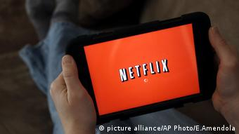 Netflix (picture alliance/AP Photo/E.Amendola)