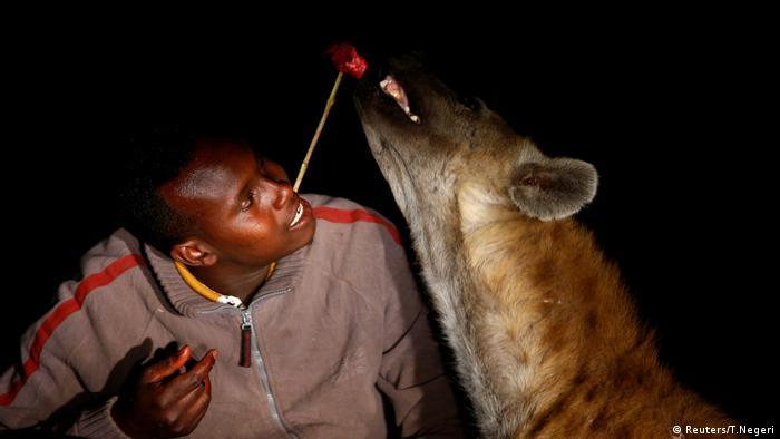 ETIOPIOA: El encantador de hienas